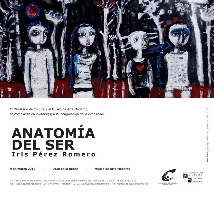 """Anatomía del ser"""", extensa exposición de Iris Pérez Romero en el ..."""
